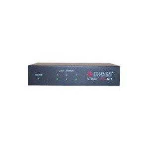 Polycom Triple BRI NT1 Network Termination - 2200-08406-003