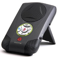 Polycom USB Conferencing Speaker Phone Skype Communicator  - C100S (Grey)