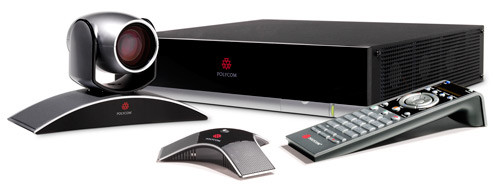 Polycom QDX 6000 Affordable Video Conference System
