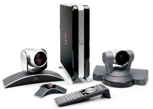 Conferencing System HDX 8000-1080 and EagleEye Director Bundle