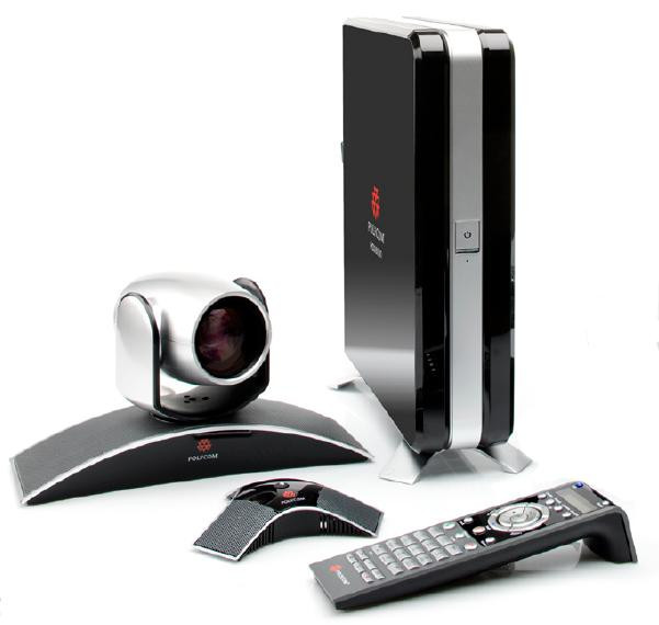 Polycom Video Conferencing Kit- HDX 7001XL