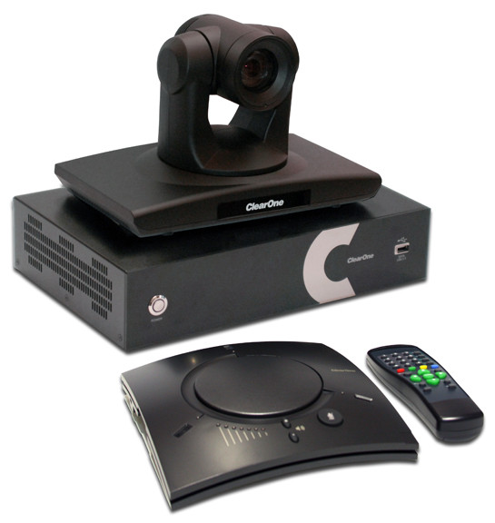 Clear One Collaborate Room FHD-200 1080 HD Video Conference System
