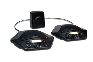Clear One MAXAttach IP Expandable VoIP Conferencing Phone +2