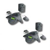 Polycom SoundStation VTX 1000 (Pkg of 2) Conferencing Phone