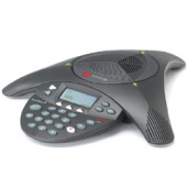 Polycom SoundStation2 With Display (Non-Expandable)-Conferencing Phone