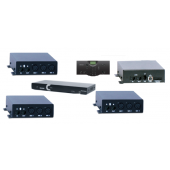 Clear One INTERACT AT Conferencing System  - Three 3-Input Mic Box / Wireless Controller / Wireless Receiver