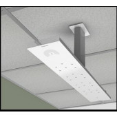 """Ceiling Mounting Kit with 24"""" spanner for Clear One Beamforming Microphone Array"""