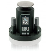 FLX Wireless Analog Conference Phone System w/ 2 Omni Mics
