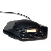 Clear One MAX IP Expandable VoIP Tabletop Conferencing Phone